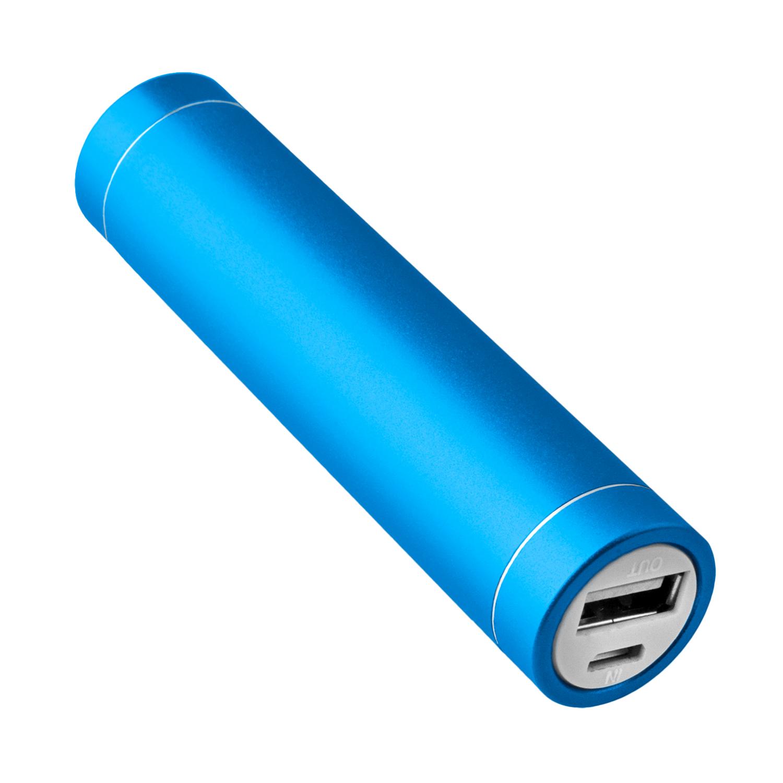 NINETEC 2.600mAh PowerBank Externer Akku blau NT003