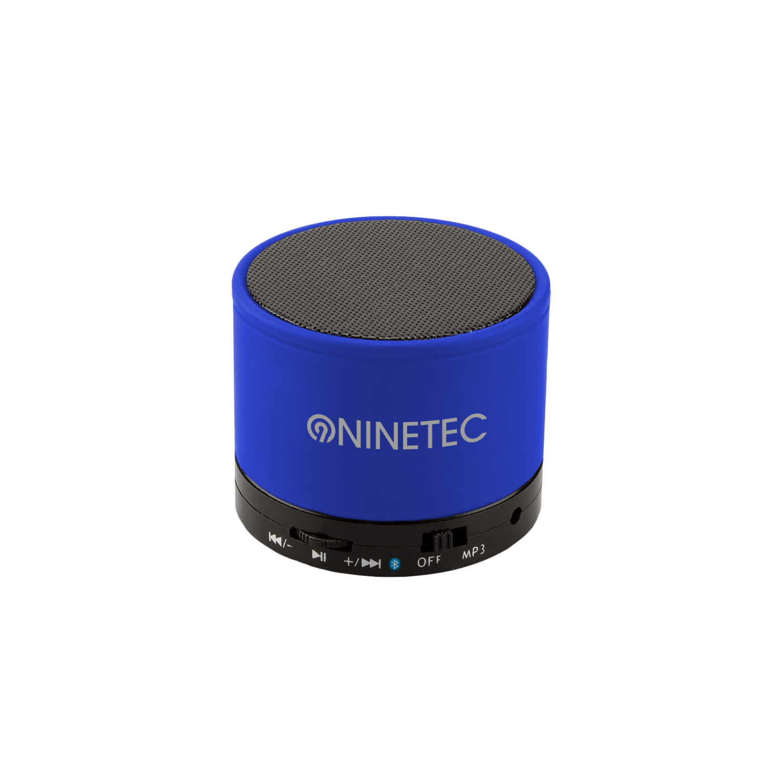 NINETEC BEATBLASTER Bluetooth Lautsprecher Speaker Blau