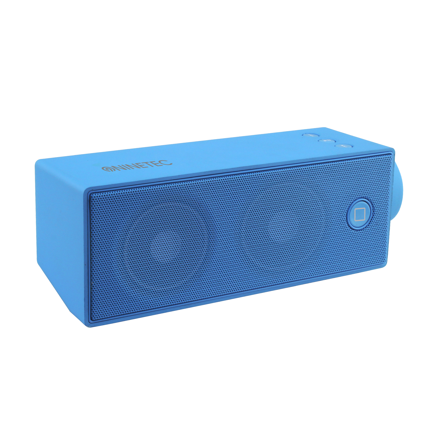 NINETEC SoundBoost Bluetooth Music Speaker Blau